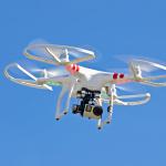 Helikopter drone