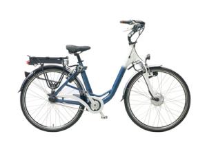 Smart elcykel
