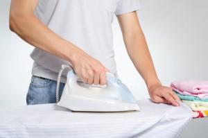 Sådan stryger du skjorte