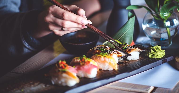 Sushi guide København